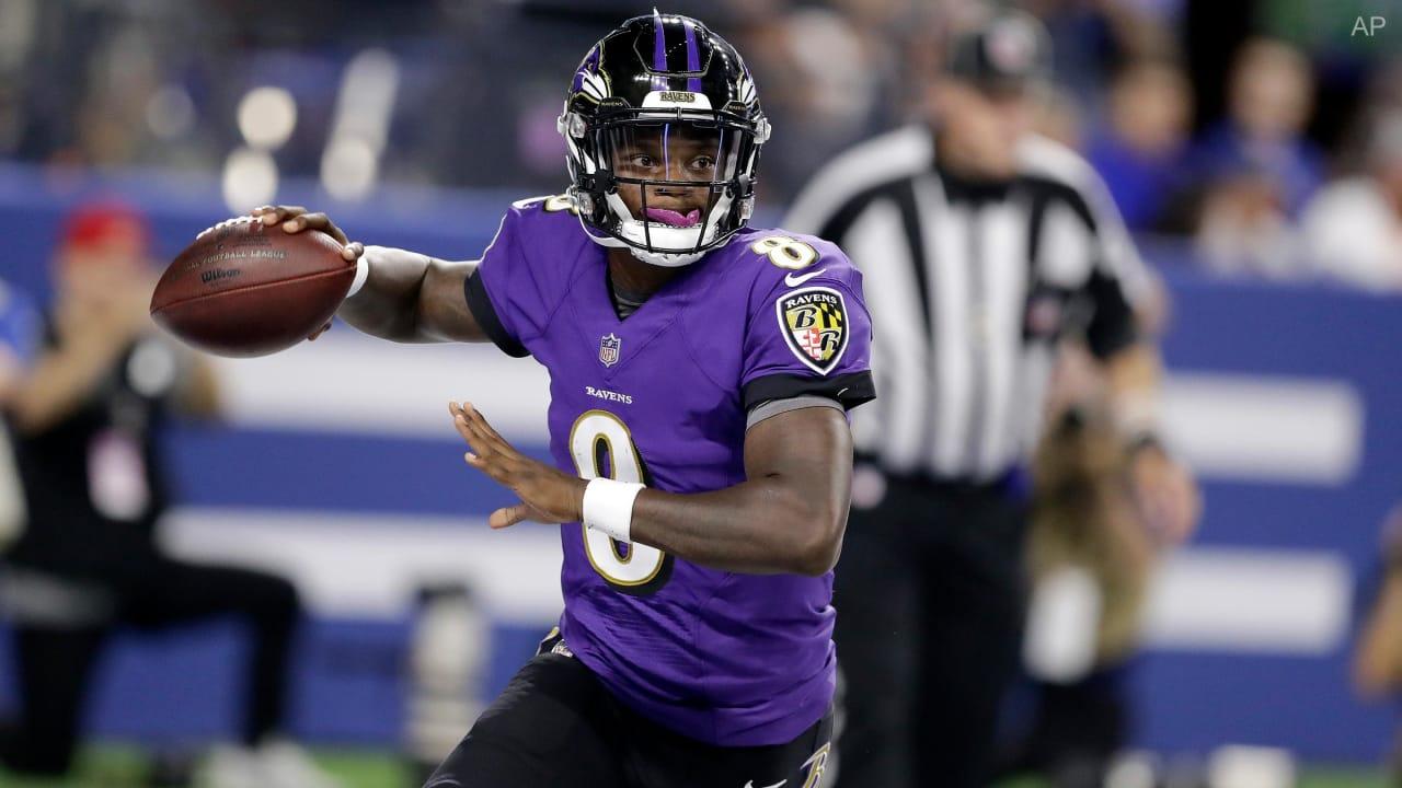 Monday Night Football Colts vs Ravens Pick