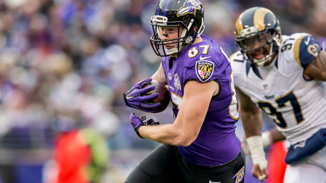 Ravens Tight End Maxx Williams Is Back on the Field
