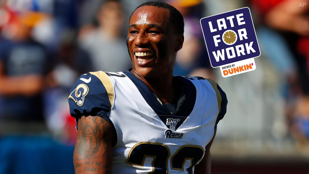 Late for Work 10/16: All the Reaction to the Marcus Peters Trade