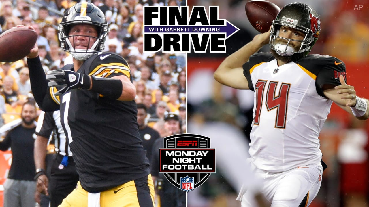 Final Drive All Eyes On Steelers Monday Night Football