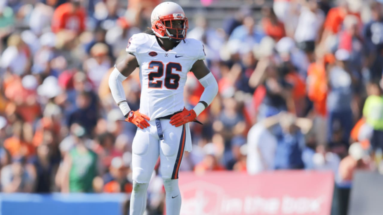 Maurice Canady Hoping To Become UVA's Next NFL Star