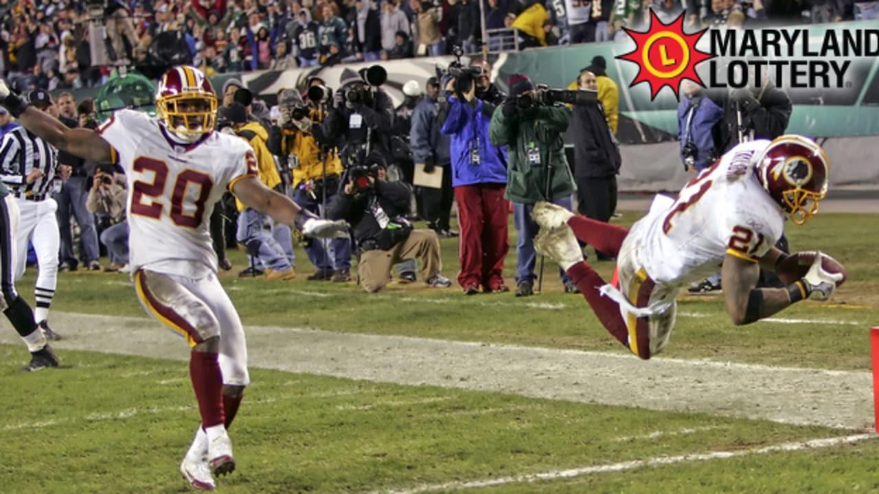 25241362 Rewarding Moments In Redskins History: Redskins Clinch Against Eagles