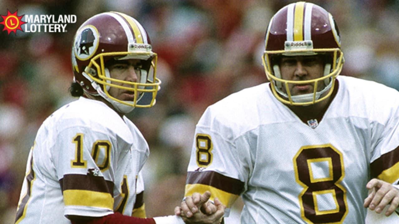e2ffa490 Rewarding Moments In Redskins History: Redskins Hold Eagles Scoreless