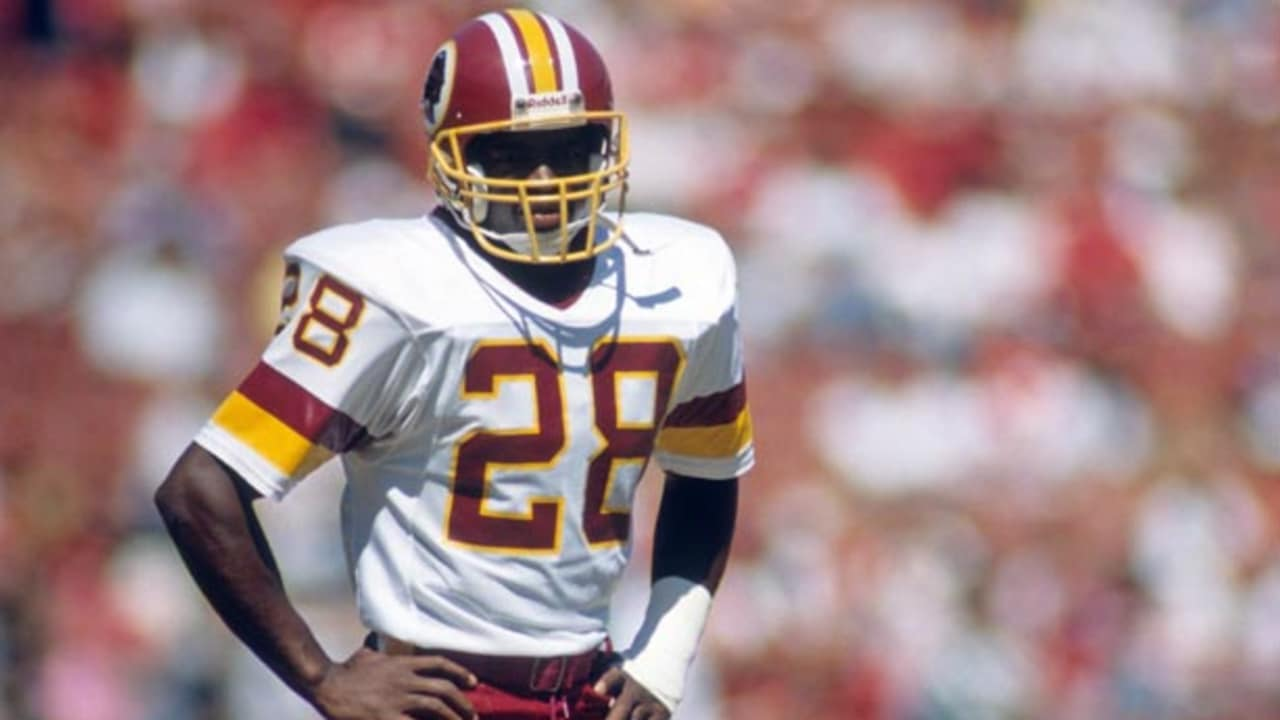 the best attitude be017 26c4a Throwback Thursday: Listen To Darrell Green Mic'd Up From 1998