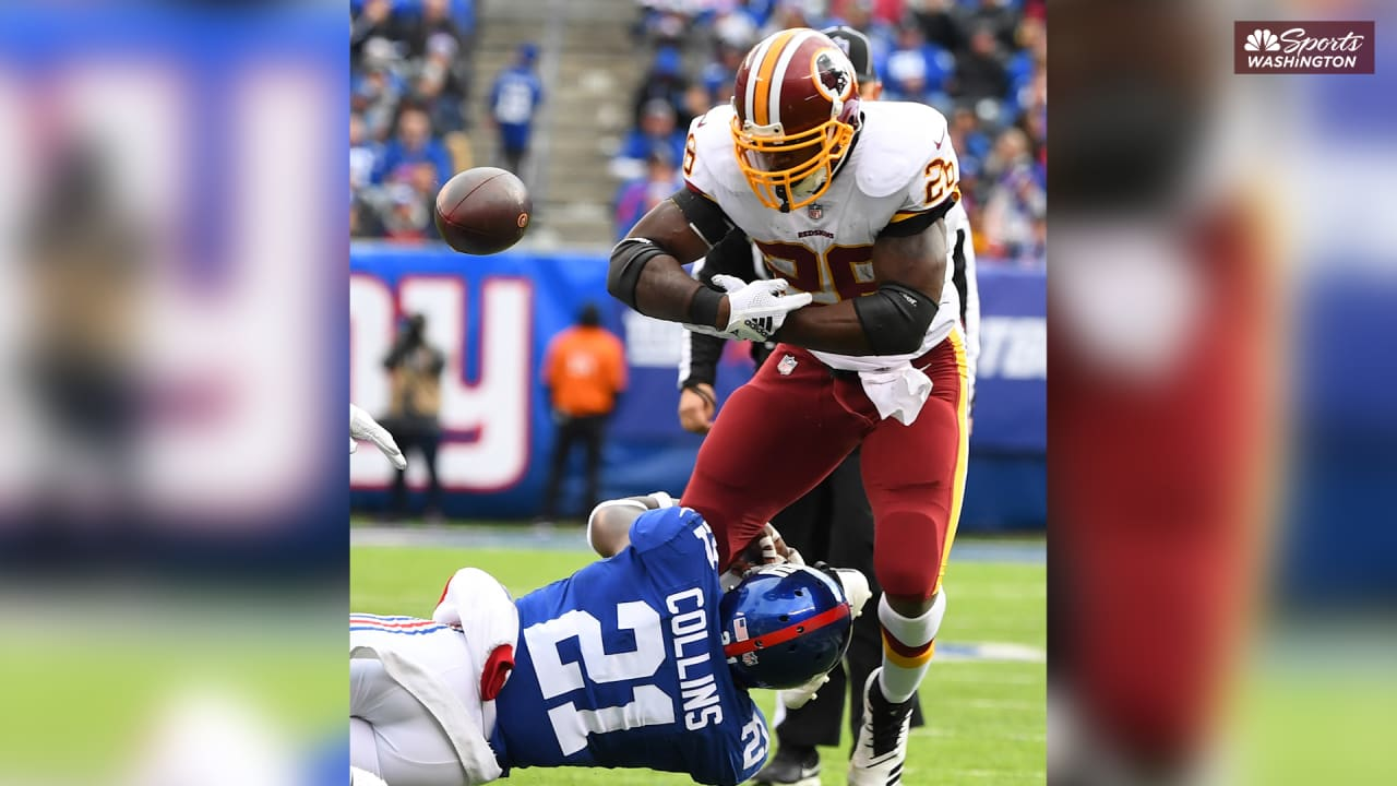 Landon Collins Recounts The First Time He Tried To Tackle Adrian Peterson 7733853a0