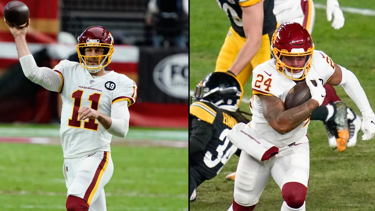 Alex Smith Out Antonio Gibson Doubtful For Seahawks Game
