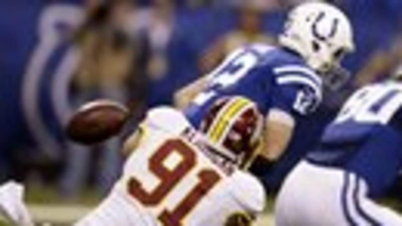 Redskins Lose To Colts 800f0d755