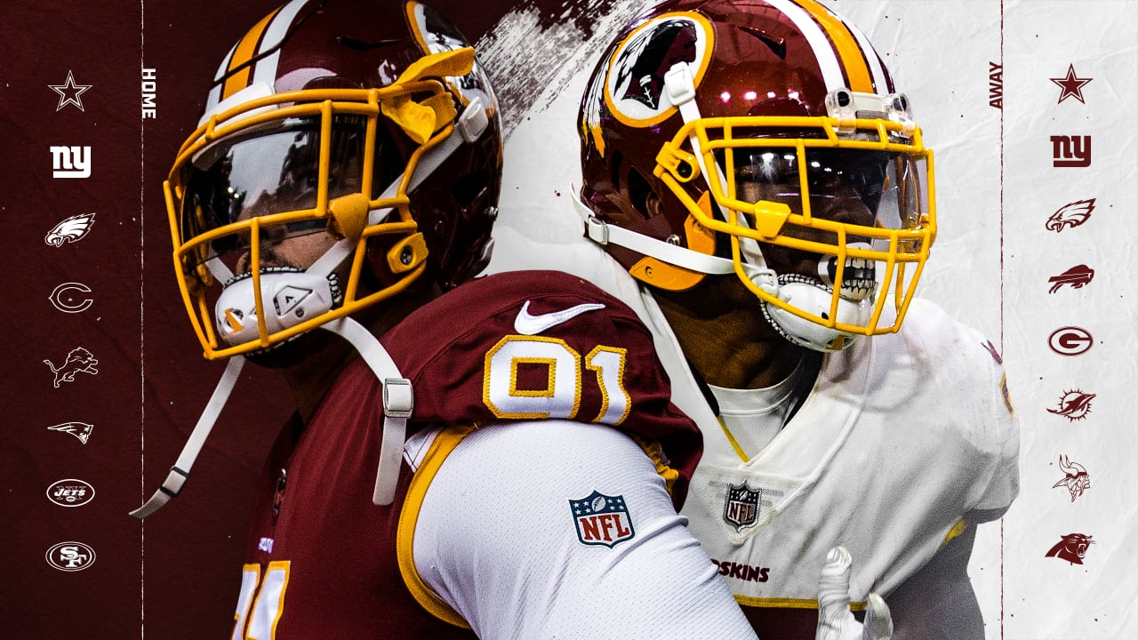 29bced6c The Redskins' 2019 Home And Away Opponents Are Finalized