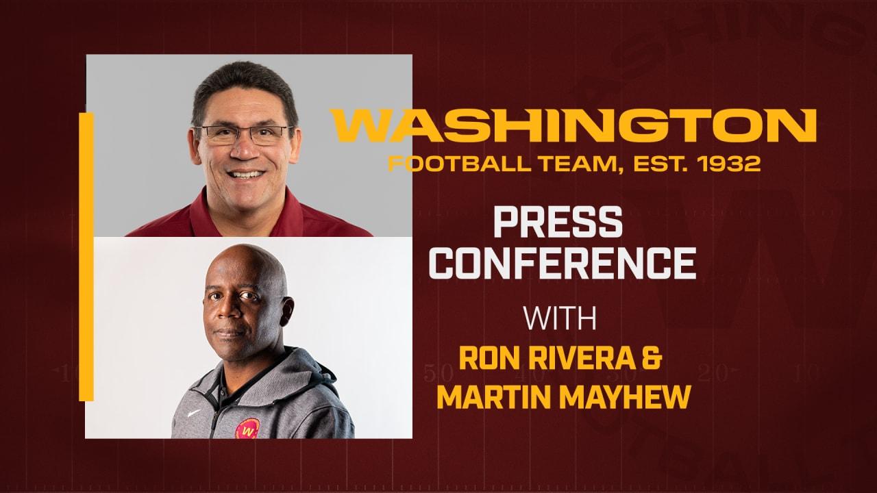 5 Takeaways: Ron Rivera, Martin Mayhew Speak Ahead Of The NFL Draft