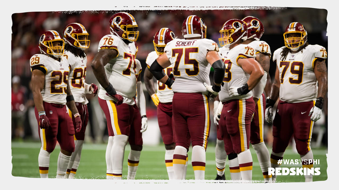 New-Look Offensive Line To Face Stiff Opening Test In