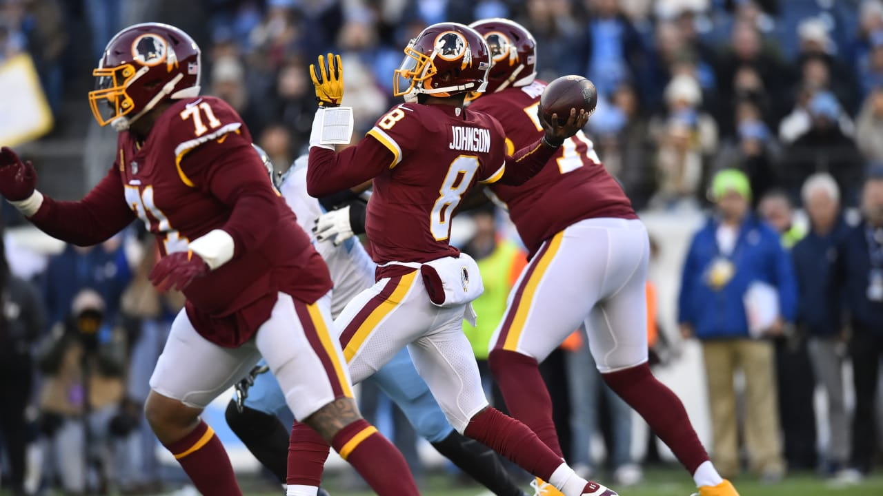 65657619 Redskins Fall Late To The Titans In Week 16 Matchup