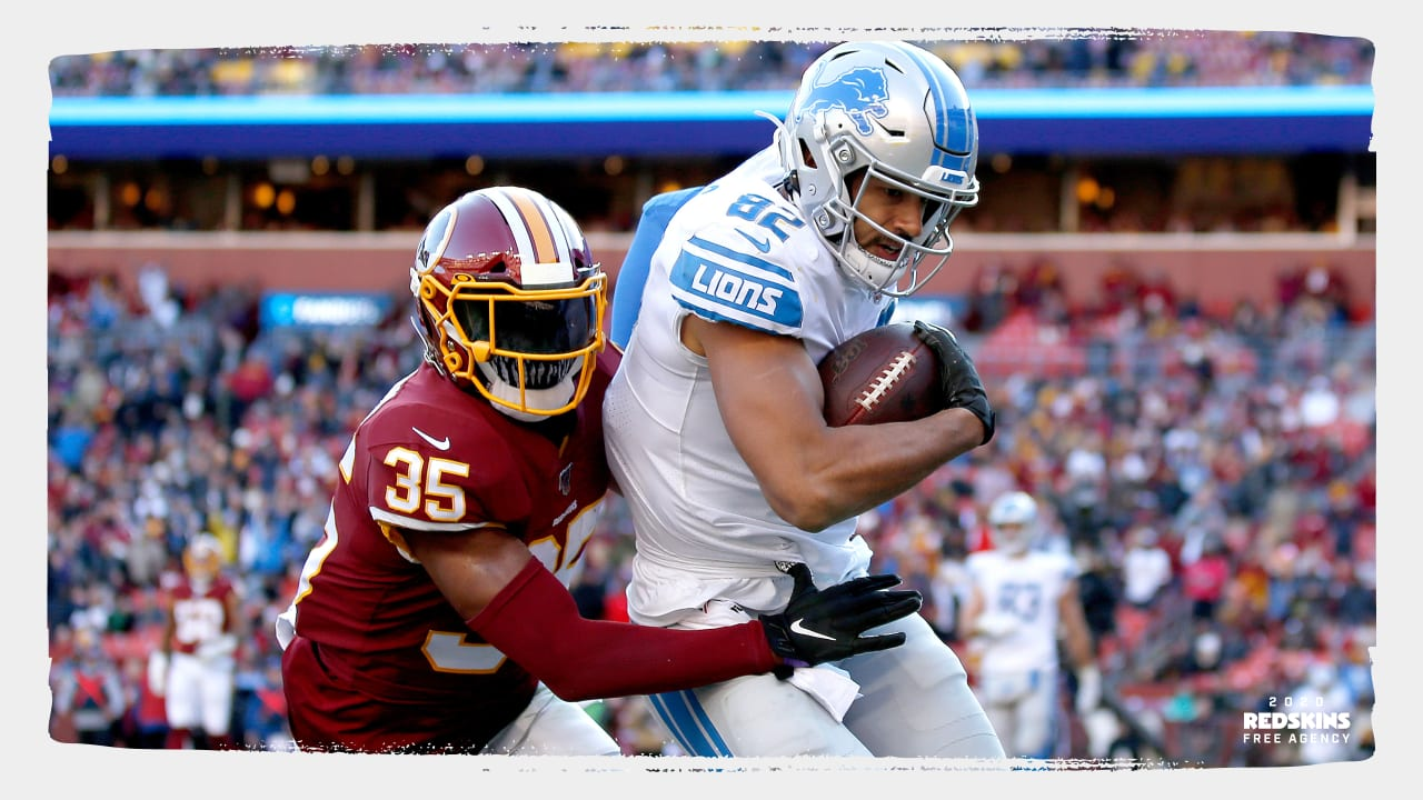 Five Things To Know About Tight End Logan Thomas