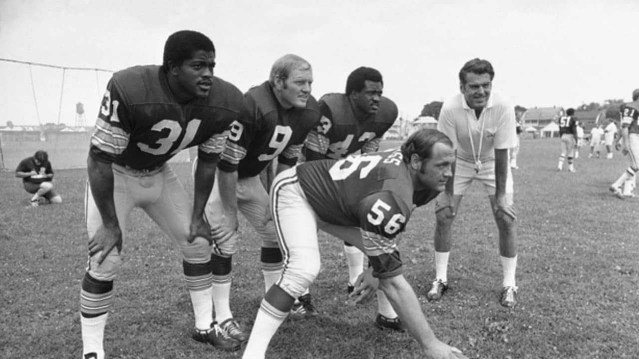 check out 8cc6b 5849e Larry Brown Reflects On Playing Under Vince Lombardi And ...