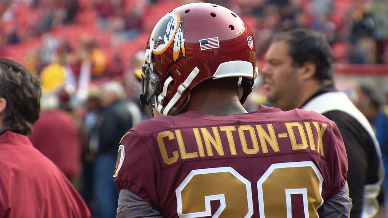 new arrival 7e127 fd3ac Should The Redskins Re-sign Safety Ha Ha Clinton-Dix?