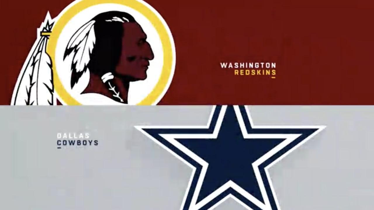 783583fcafc Redskins Vs. Cowboys Highlights