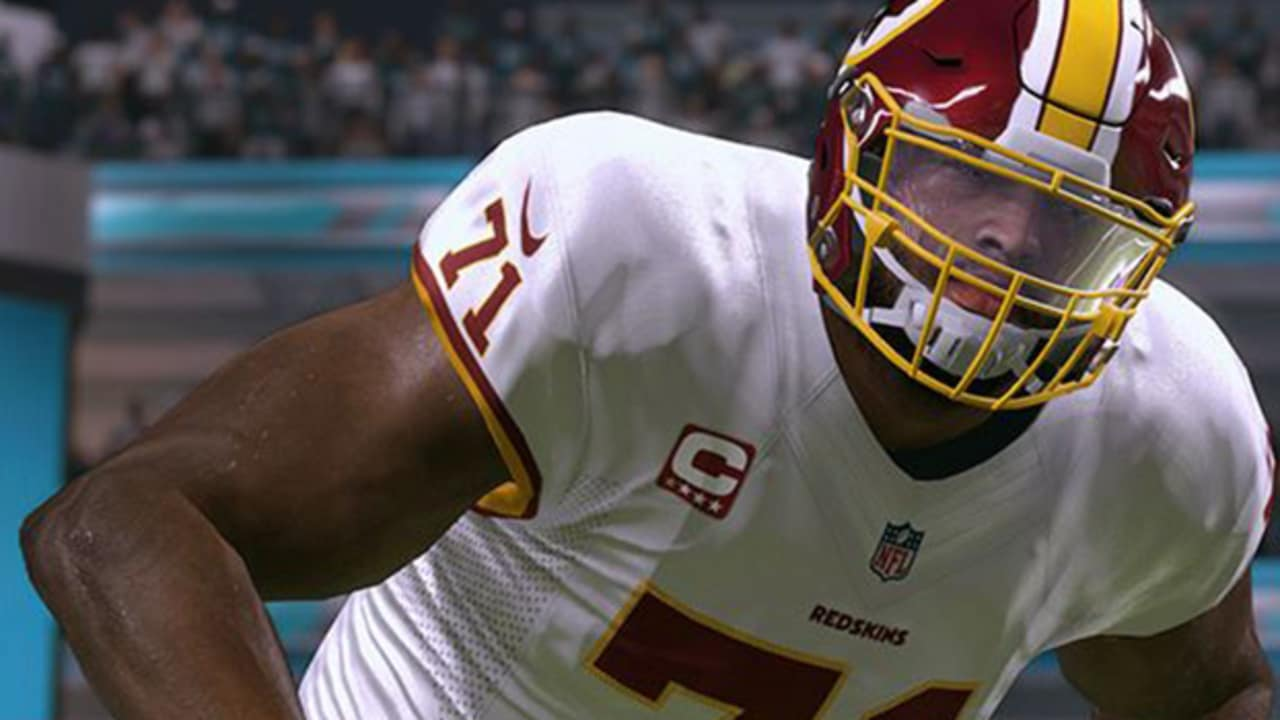 Player Ratings For Redskins In Madden Nfl 19 Unveiled