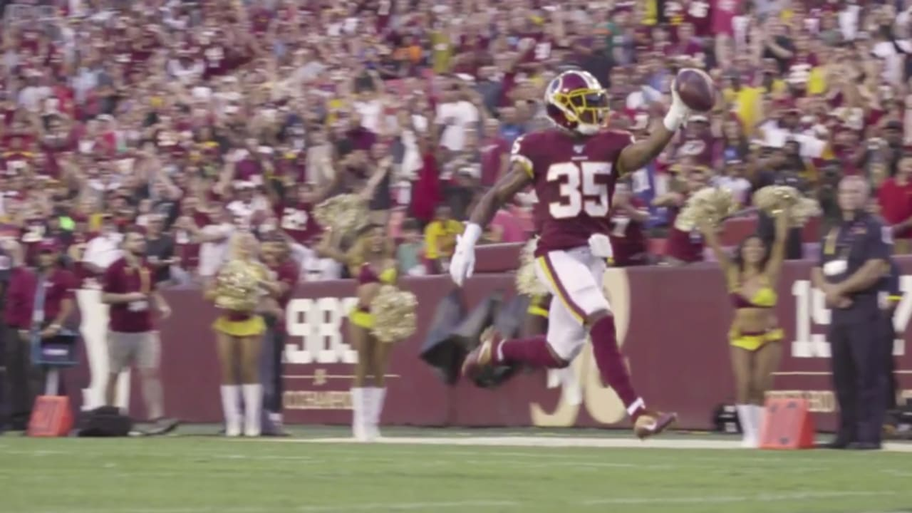 Redskins In 60: Montae Nicholson Credits Defensive Line For