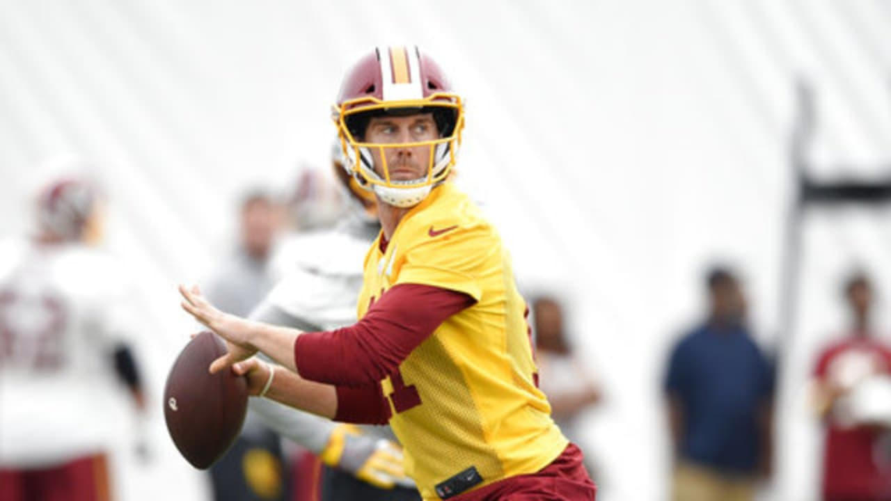 Kyle Brandt  Alex Smith Will Surprise People With The Redskins This Year 88c5ced79