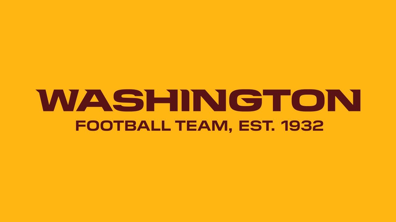 Washington Football Team Vs. Browns Inactives, Week 3