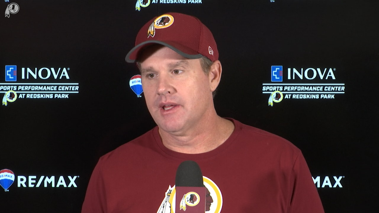 2fb7765d Jay Gruden End-Of-Season Press Conference
