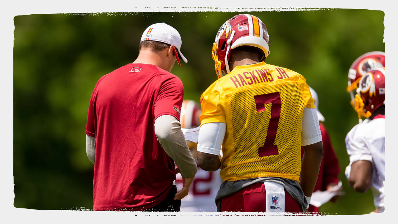 info for 925ec 1a610 At Rookie Minicamp, Dwayne Haskins Gets His First Chance To ...