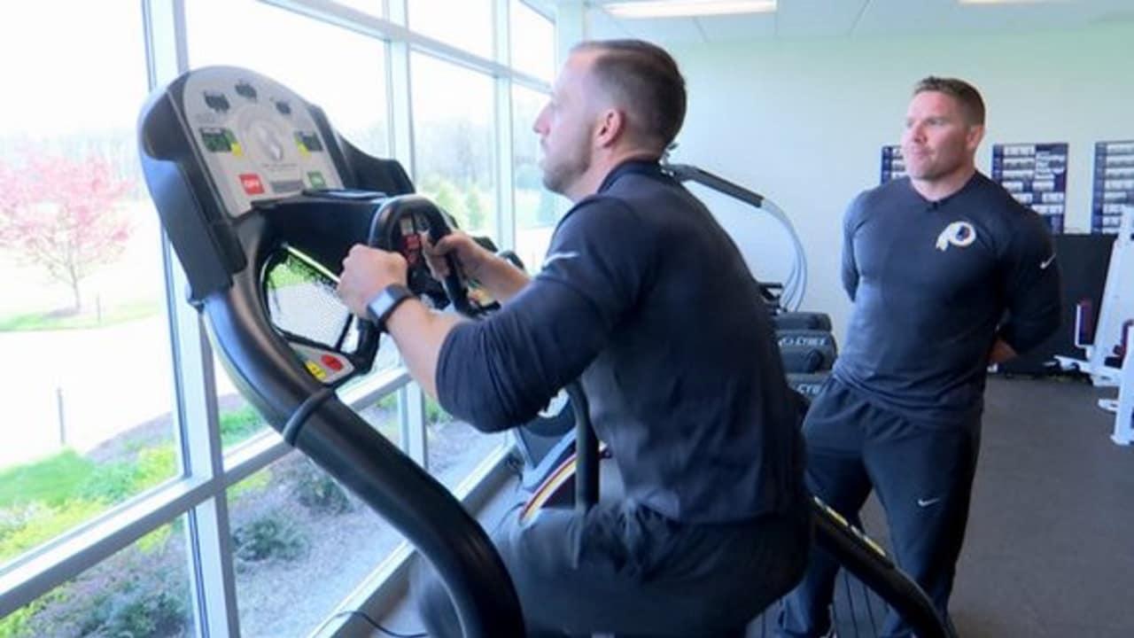 13c866156f34c Strong At Hart: Treadmill Sprint
