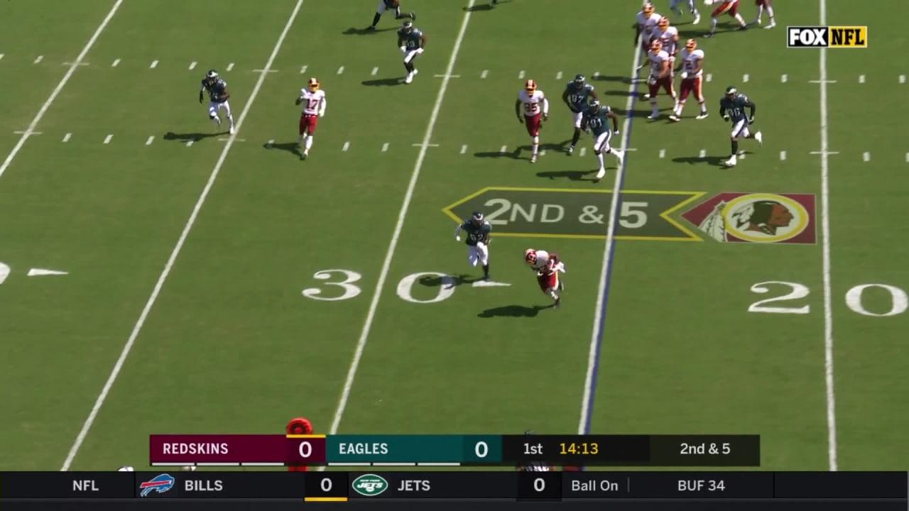 Redskins Vs Eagles Highlights Week 1