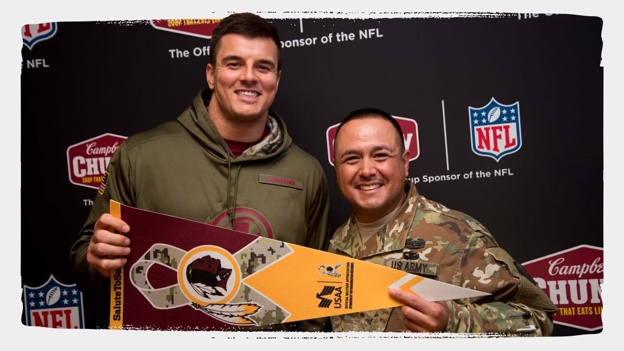 PHOTOS  Redskins Podcast Party And Salute To Service BBQ Hosted By USO Metro 4bf144fd9