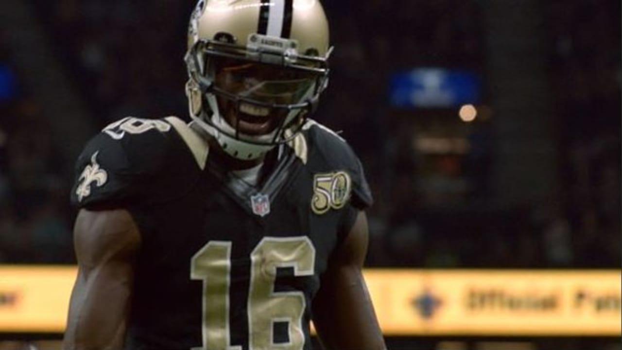 Saints Spotlight: Brandon Coleman