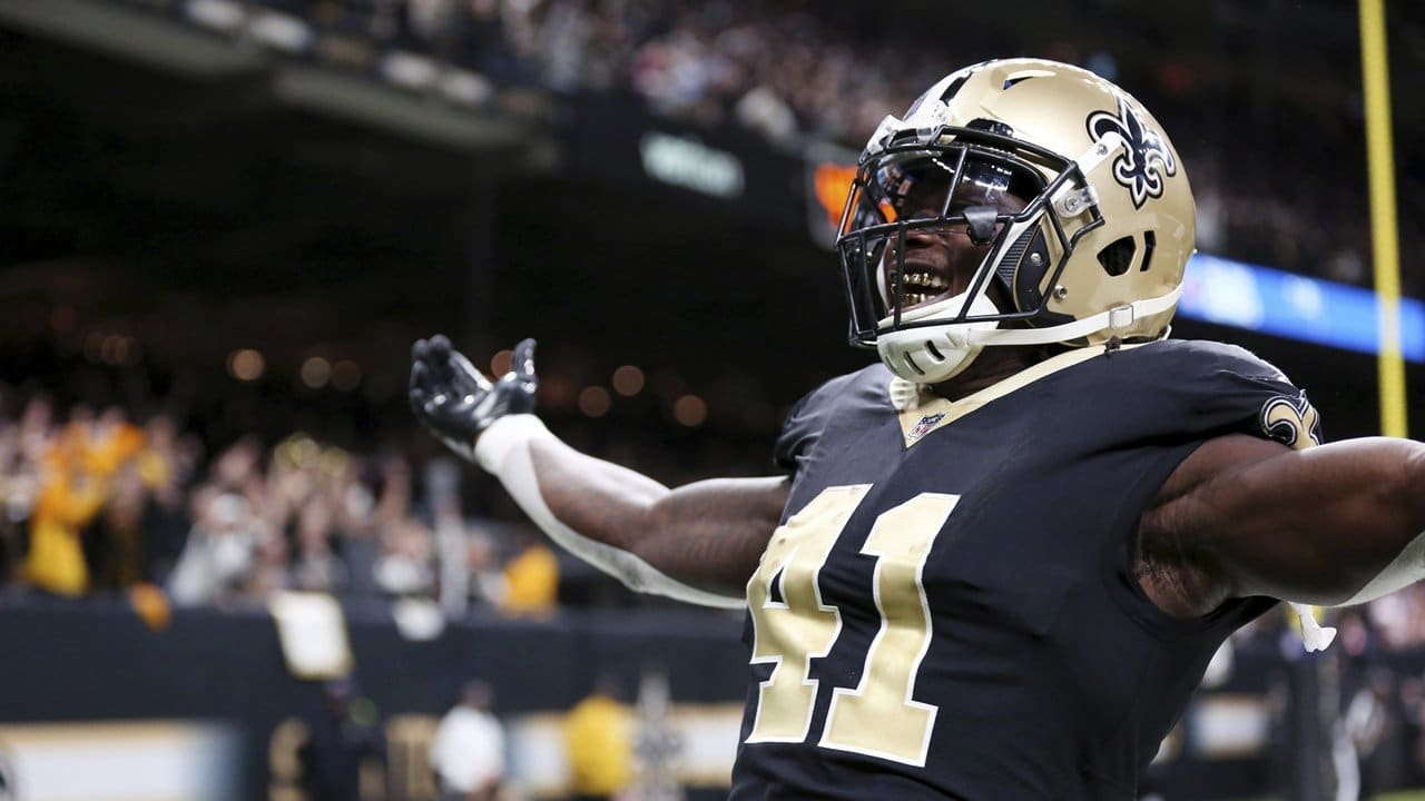 Healthy Alvin Kamara prepared to show off his old, new ...