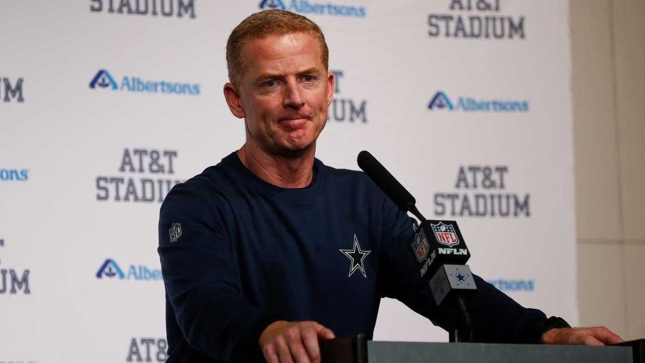85dcc385 Quotes from Dallas Cowboys head coach Jason Garrett's conference ...
