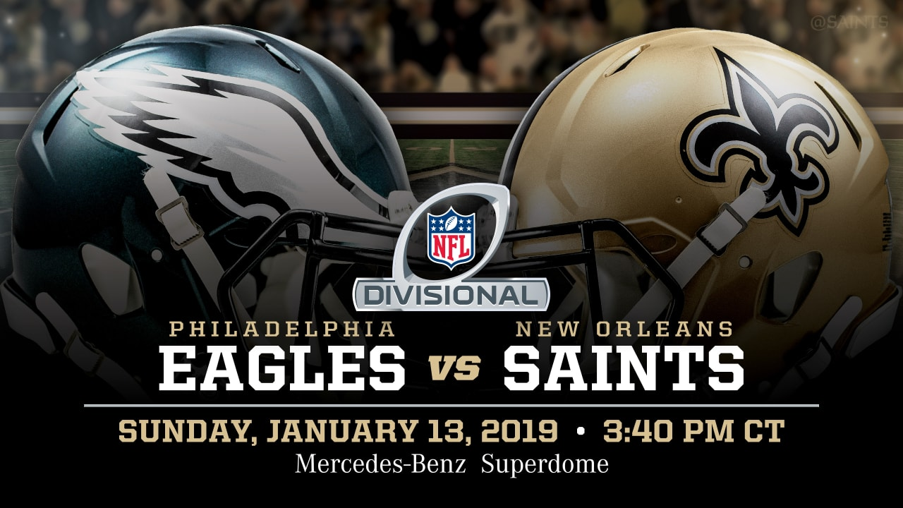238b94bf Last-second Philadelphia Eagles win gives New Orleans Saints their ...