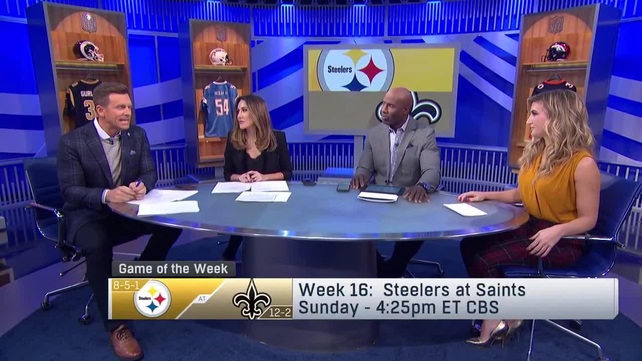 Picking winner of Steelers-Saints in Week 16  1ee6d813b