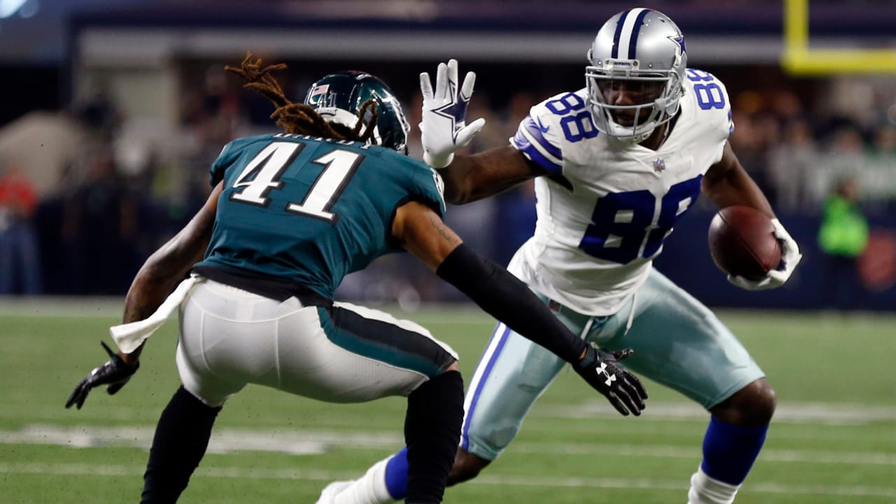Jane Slater  New Orleans Saints looked at WR Dez Bryant s tape for months  before signing 463a1625e