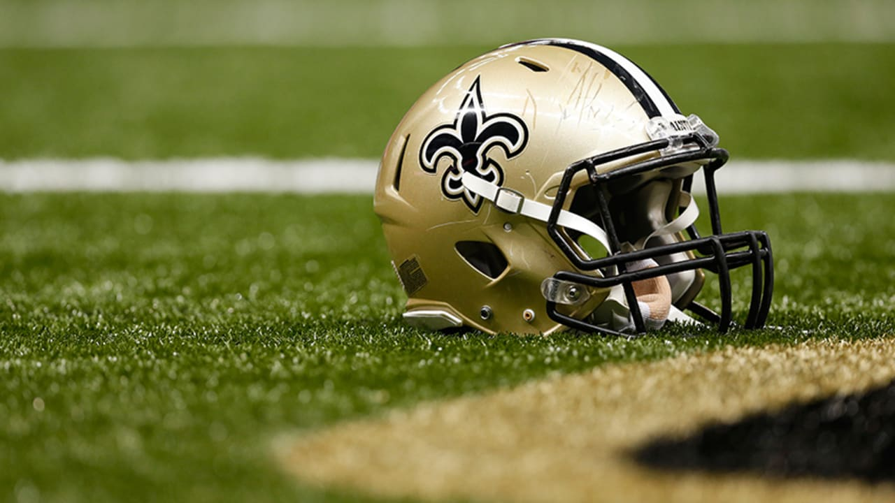 200d850c New Orleans Saints announce roster moves