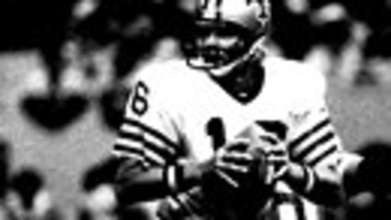 more photos 83d11 c7b7d Former Oakland Raiders and New Orleans Saints QB Ken Stabler ...