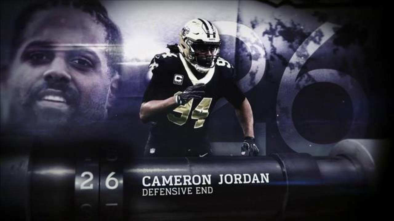 Top 100 Players of 2018   New Orleans Saints defensive end Cam Jordan  1f7c93e5b