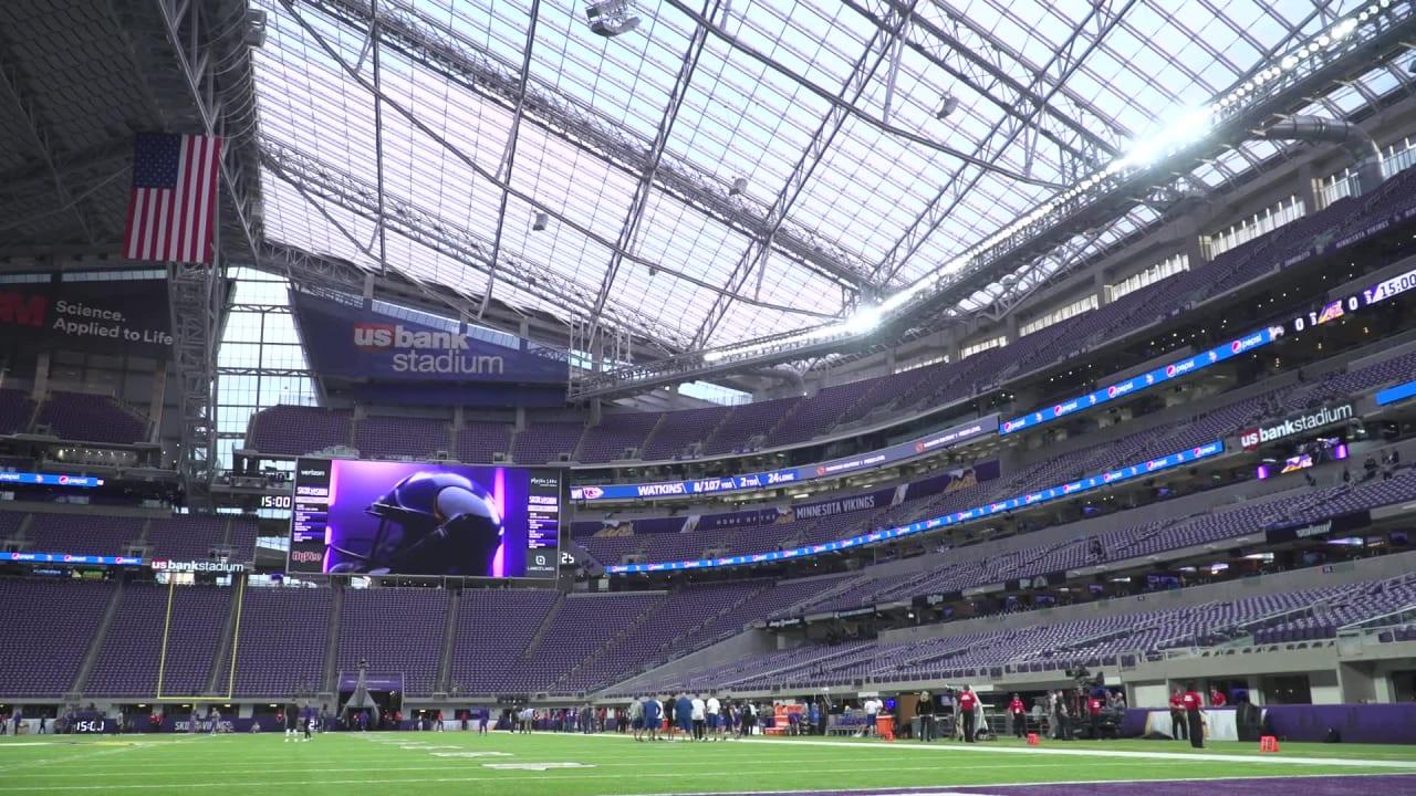 Pregame Report Saints Vs Vikings 10 28 18