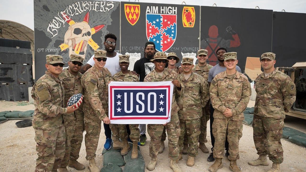 Cameron Jordan to join NFL-USO Tour in South Korea
