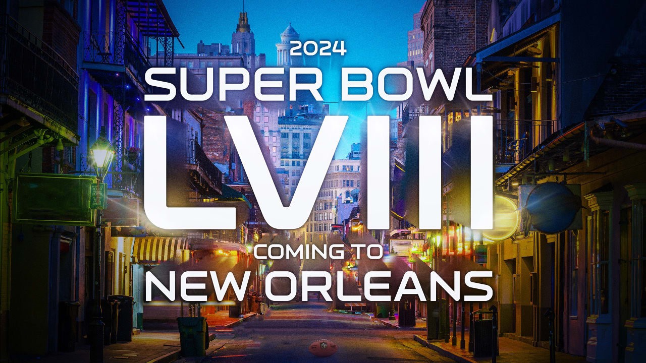 New Orleans wins Super Bowl LVIII for 2024