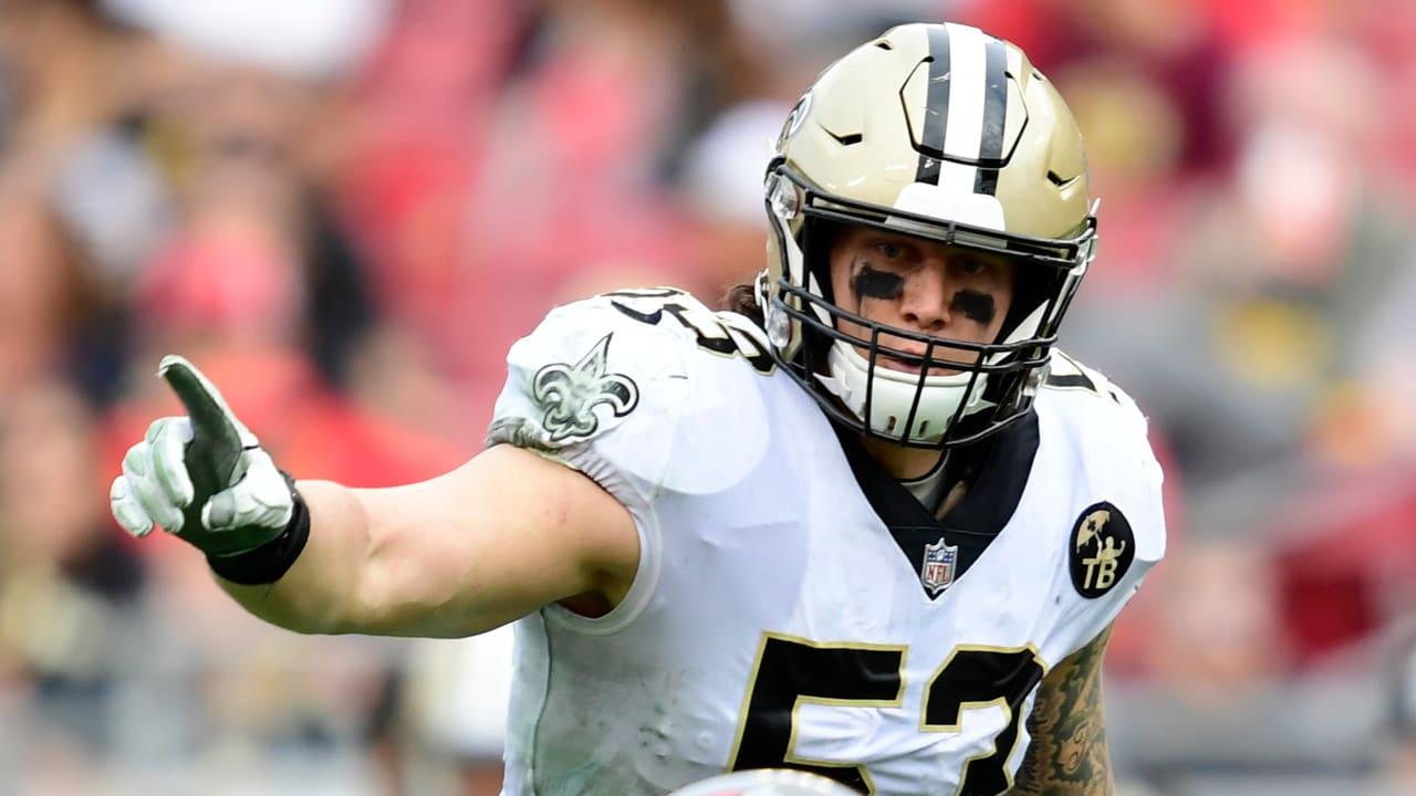 new product 873b2 0aa03 New Orleans Saints 2018 season recap: A.J. Klein
