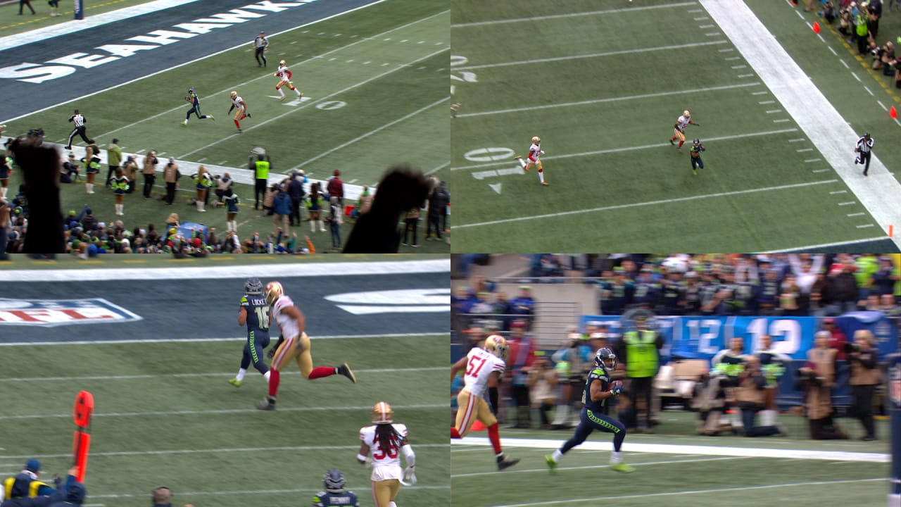 13e807c2a Eye of the Hawk - Tyler Lockett 52-Yard Touchdown Catch