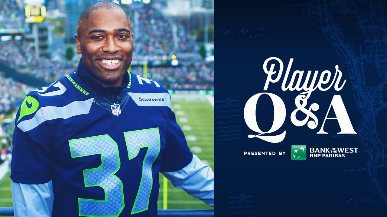 Seahawks Player Q&A: Catching Up With Legend Shaun Alexander