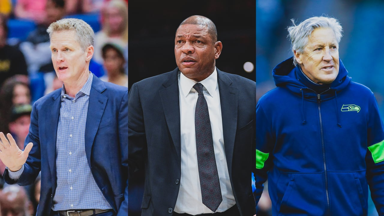 Doc Rivers Joins Pete Carroll Steve Kerr For Penultimate Flying Coach Podcast