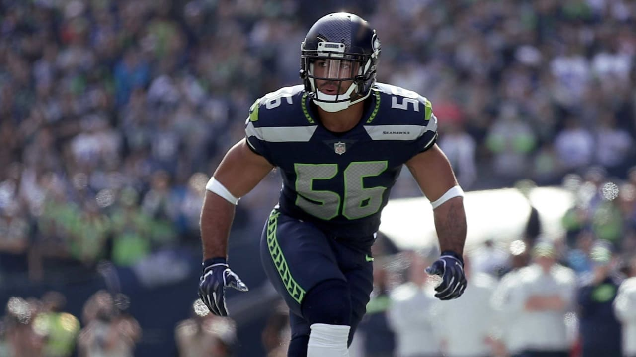 """san francisco f9abf d9327 Mychal Kendricks """"So Excited To Be Back"""" With Seahawks"""