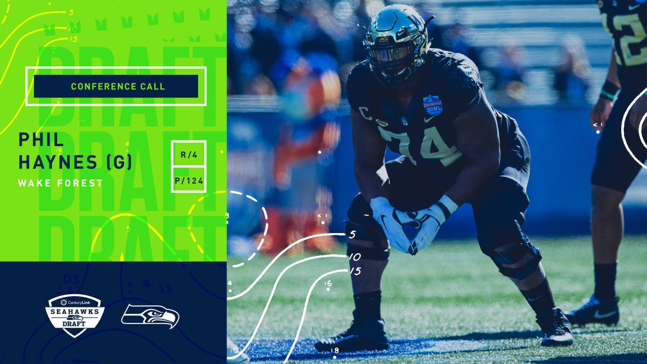a44b4dafb7e 2019 NFL Draft Conference Call: Phil Haynes