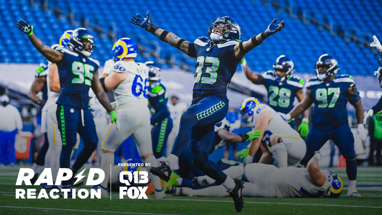Seahawks Lock Rams And The NFC West Title