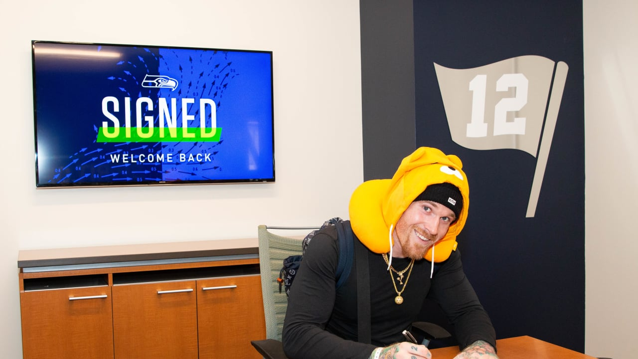 46978f41 Seahawks Sign Defensive Ends Cassius Marsh & Nate Orchard