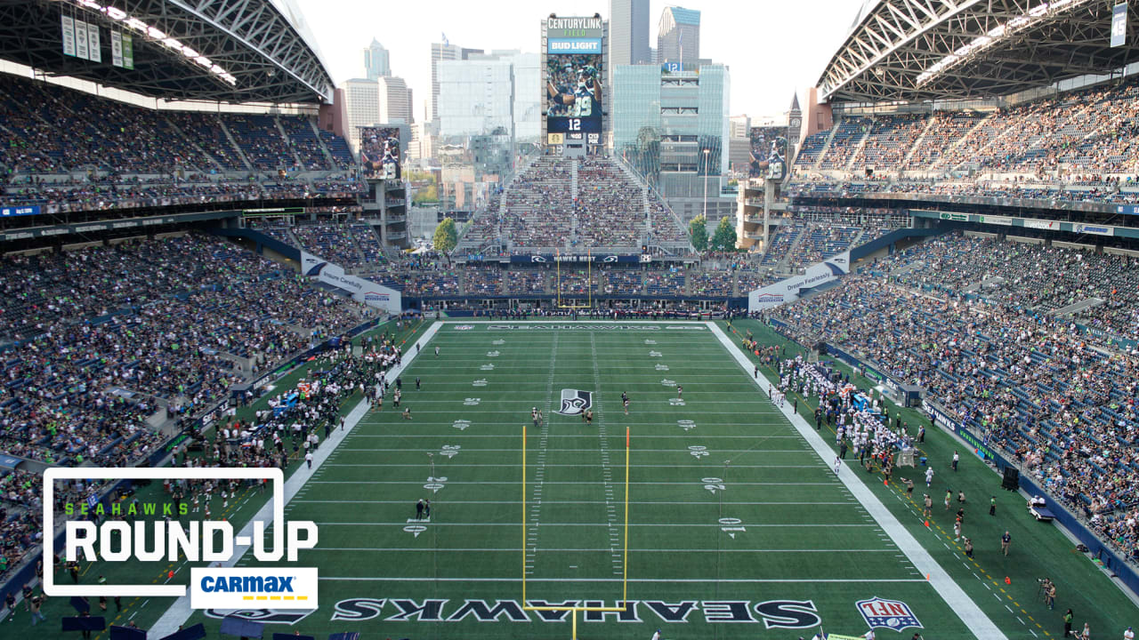 Thursday Round Up Seahawks Announce New Fieldturf At Centurylink Field
