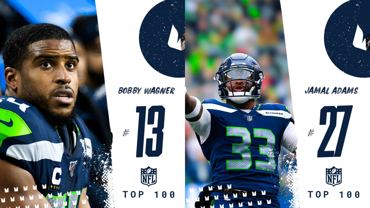 Seahawks Lb Bobby Wagner S Jamal Adams Unveiled On Nfl Network S Top 100 Players Of 2020 List